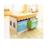 HABA Sitzbank Puppenstube für Puppen 2664 Kinder Truhe