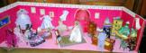 Puppenstube BRAUTMODEN Geschäft Minimundus 1:12 Diorama